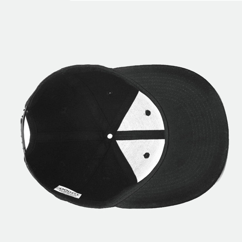 Hot Cap Outdoor Cap Men and Women Adjustable Black Snap Back Baseball Caps Hats,Rose