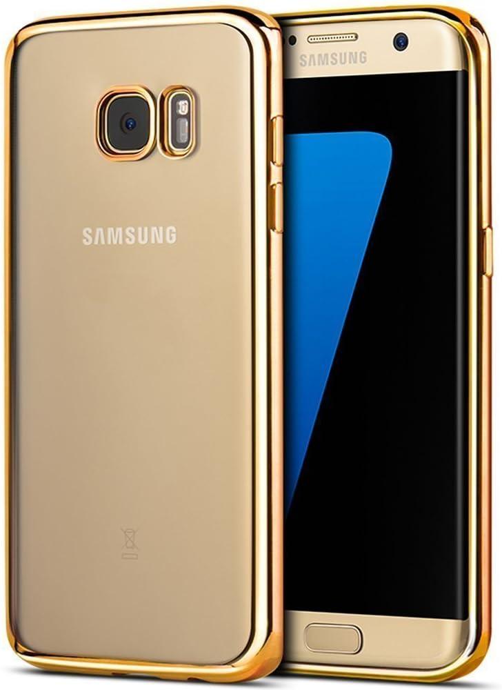 iPro Accessories - Carcasa para Samsung Galaxy A3 2016 (Dorada, a ...