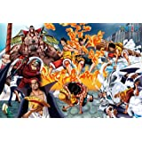 Ensky Jigsaw Puzzle 1000-316 Japanese Anime One Piece (1000 Pieces) (japan import)