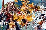 Ensky Jigsaw Puzzle 1000-316 Japanese Anime One Piece (1000 Pieces)