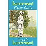 Lenormand Oracle Cards, 36 Cartes de Voyance avec Instruction Multilingue