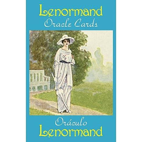 Oráculo Lenormand, Mazo de 36 Cartas de Adivinación con ...