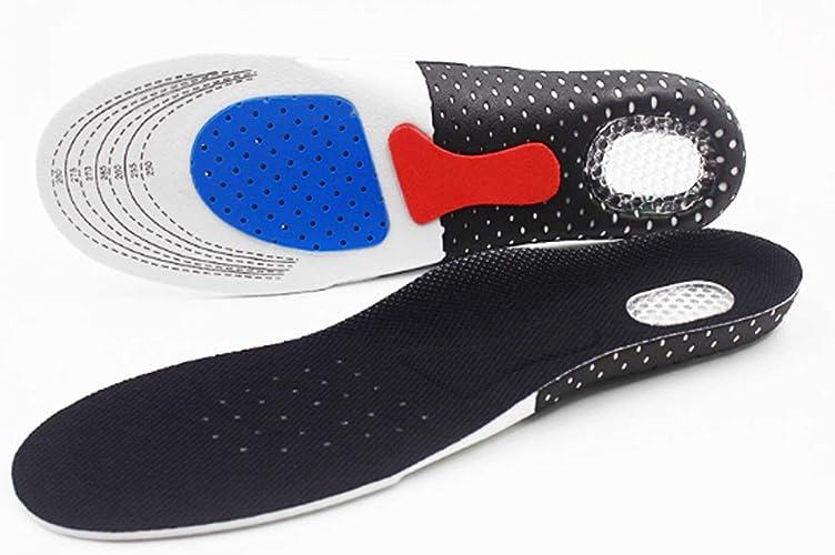 インソール 中敷き 衝撃吸収 通気 消臭 抗菌 偏平足 人体工学 3D 低反発 クッション アーチサポート 疲労軽減 スポーツ ワーク 立ち仕事用 スニーカー ブーツ 靴ケア用
