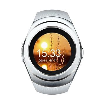 kivors Bluetooth SmartWatch Fitness Inteligente Reloj Pulsera Con ...