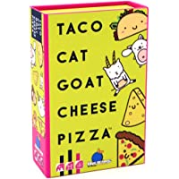 Dolphin Hat Games Taco Cat Goat Cheese Pizza Card Game