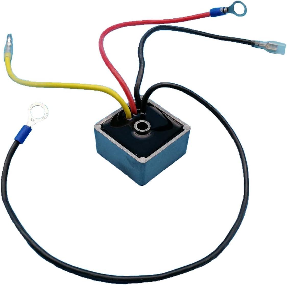Amazon.com: Tuzliufi Voltage Regulator Rectifier for Club Car 1015777  102711201 Gas Golf Carts Karts 1992 & Up DS Models 4 Wires 1027101-01  1015777 - EPIGC113 14.5V New Z114: AutomotiveAmazon.com