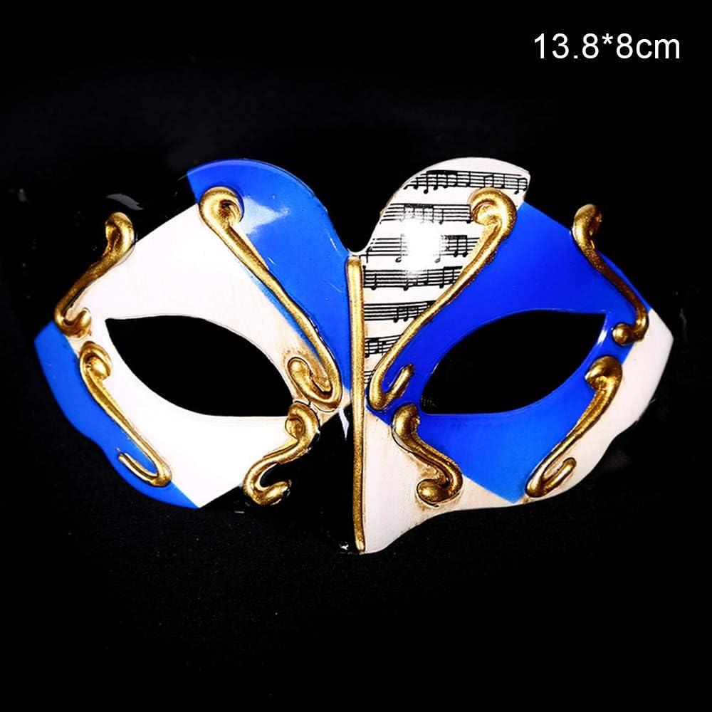 Vetasac Venetian Masquerade Mask for Child Half Face Party Ball Christmas Carnivals Masks XP005
