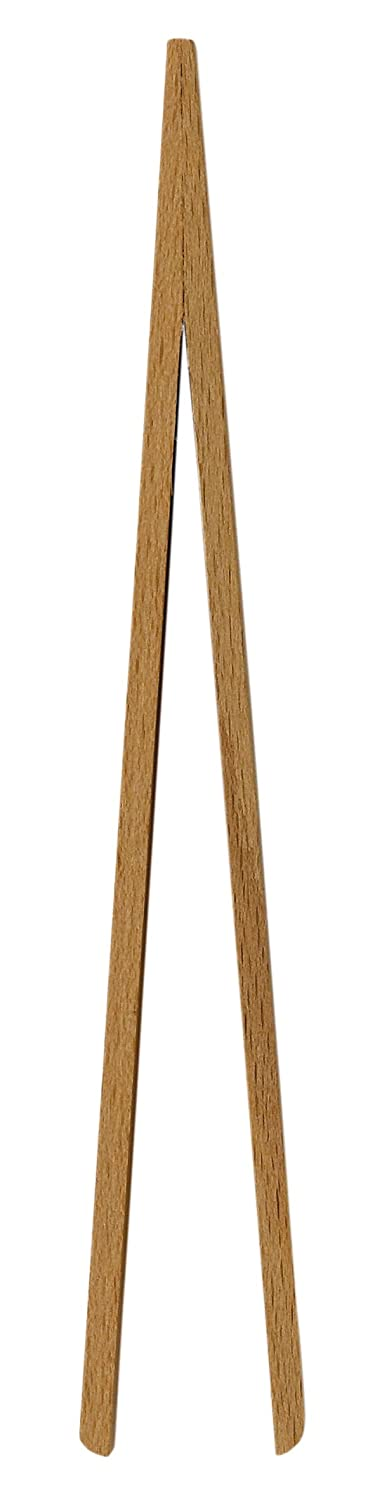 Beech Wood Toast Tongs (16cm) Amazing Child Montessori