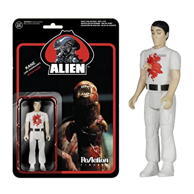 Funko Reaction: Alien Chestburster Kane Action Figure: Funko Reaction: Toys & Games