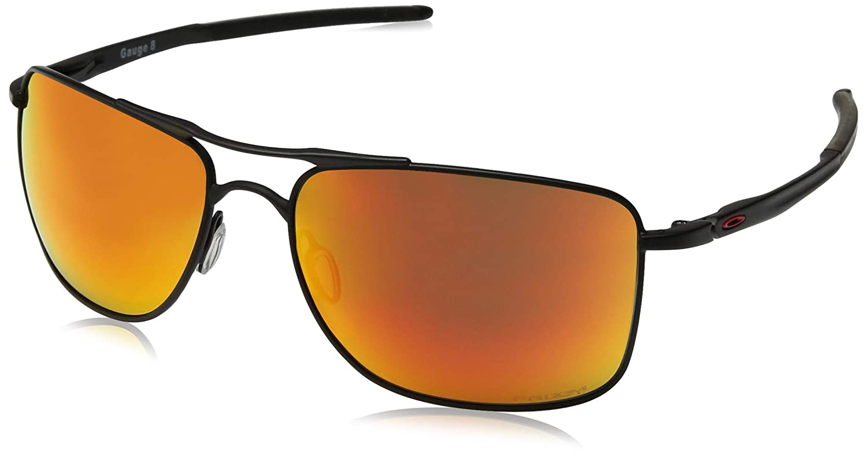 c5d7eb0cae Amazon.com  Oakley Men s Gauge 8 Sunglasses