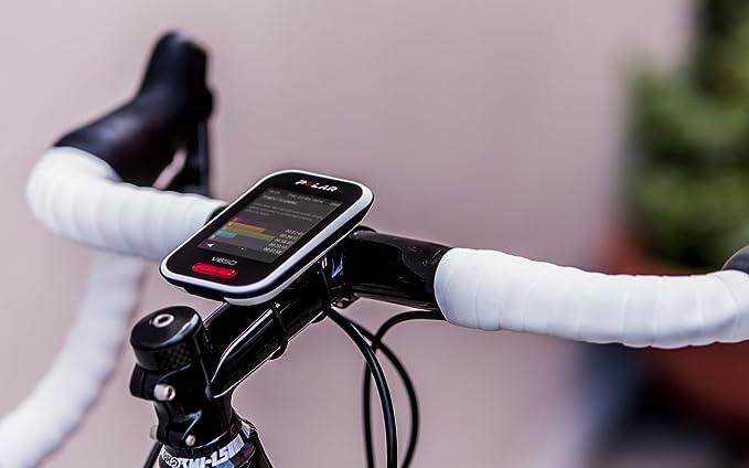 Polar - Soporte para bicicleta de V650/M450, color negro: Amazon ...