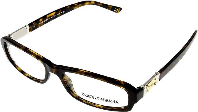 Eyeglasses Dolce /& Gabbana DG 3274 3126 POIS WHITE SON BLACK
