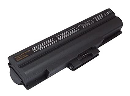 Replace 9 Cell Battery VGP-BPS13/Q For SONY VAIO PCG-61411L