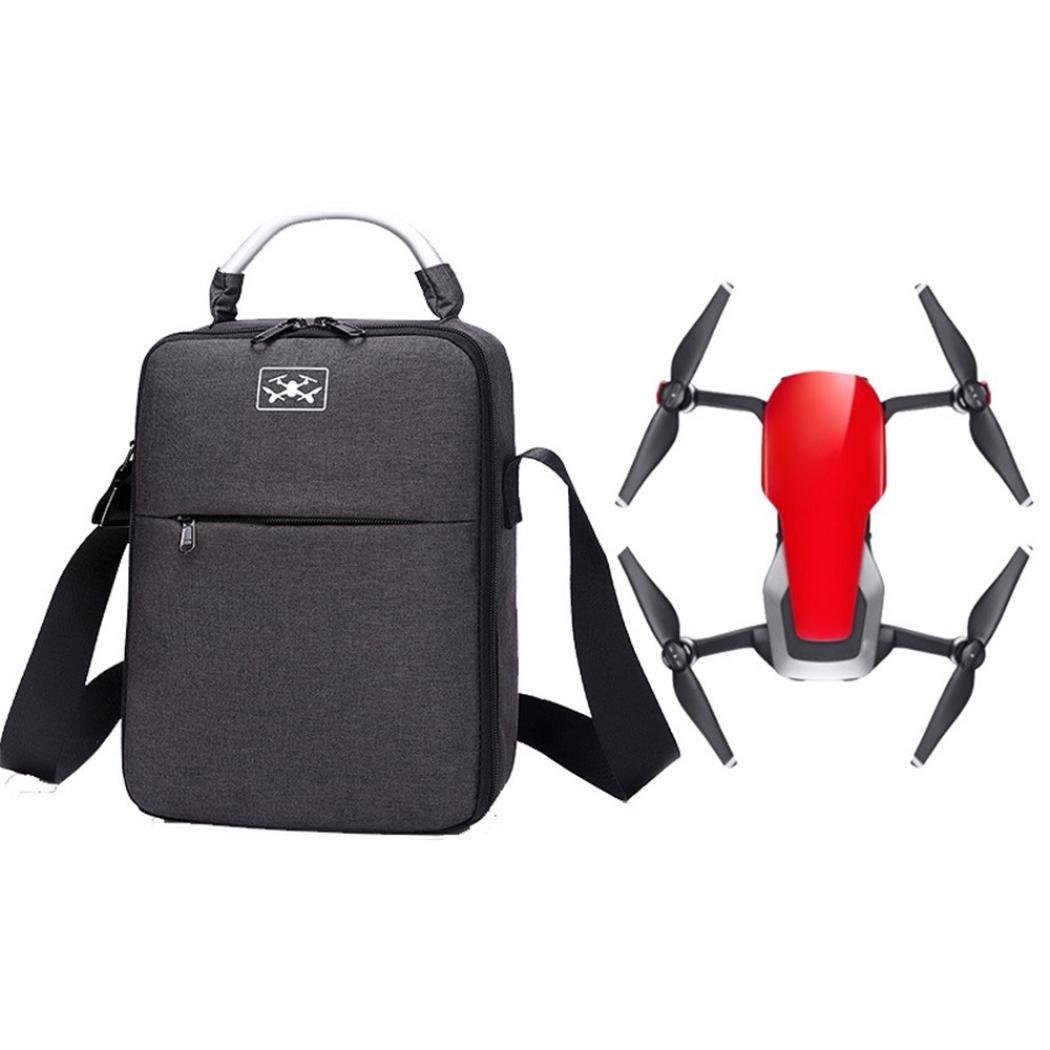 Momola Para DJI Mavic Air, bolsa de almacenamiento impermeable portátil bolso de hombro durable bolso de mano quadcopter drone accesorios piezas