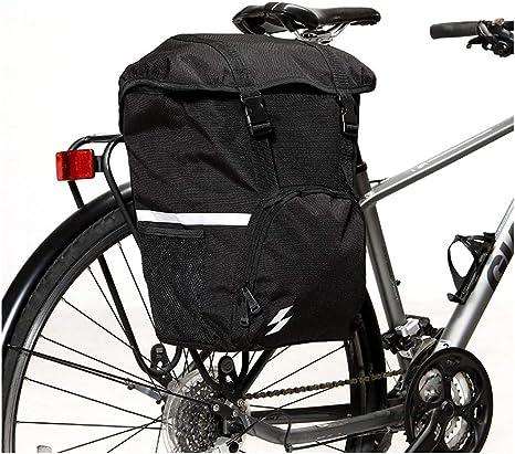 Bolsa para Maletas de Bicicleta Trasera Bicicleta de Gran ...