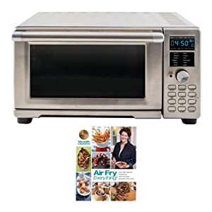 NuWave Bravo XL Air Fryer/Toaster Oven w/Air Fry Everything Foolproof Recipes for Fried Favorites Cookbook