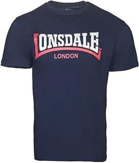 Lonsdale Mens 3099 Original 1960 Slimfit T-Shirt