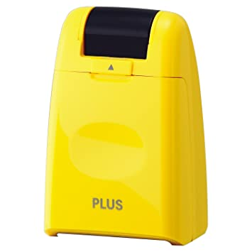 PLUS Kespon Guard Your Id Roller Stamp Yellow 37 649 IS 500CM B Christmas Gifts 2018