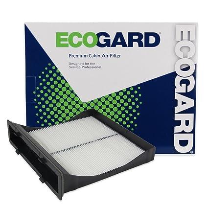 .com: ecogard xc36115 premium cabin air filter fits subaru ...