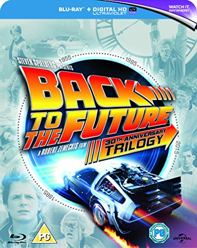 back to the future part 3 - 4