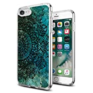 iPhone 6s Case, tekSonic Apple iPhone 6/6s Case [SOFT-FLEX] Shock-Absorption Bumper [Crystal Clear] and Anti-Scratch Clear Back Cover Case for iPhone 6s iPhone 6 4.7 Inch