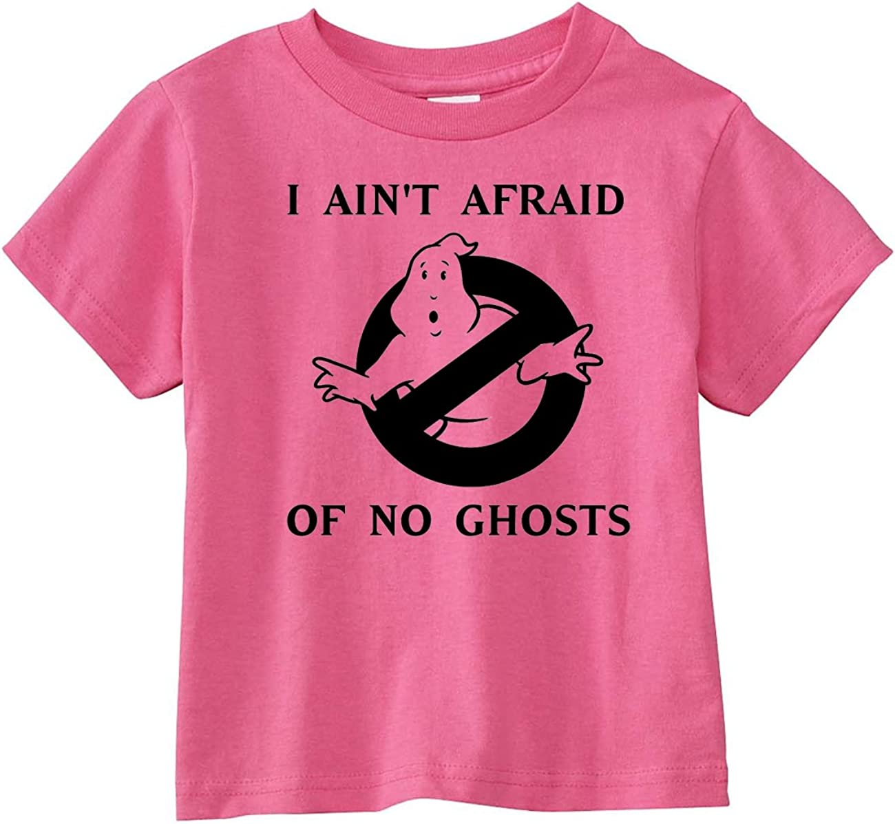 Ghostbusters Toddler I Ain't Afraid of No Ghosts T-Shirt