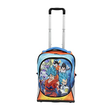 Dragon Ball 18 Trolley Spinner Correa para Mochila, (Stampato): Amazon.es: Equipaje