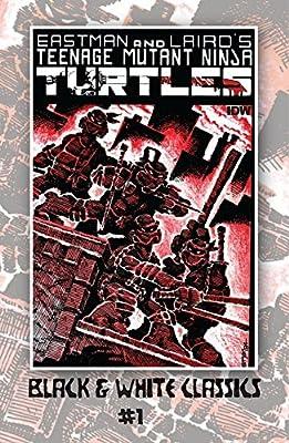 Teenage Mutant Ninja Turtles: Black & White Classics #1