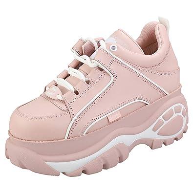 on sale 95ff6 9ad23 Buffalo London Women's Classic Kicks Sneakers