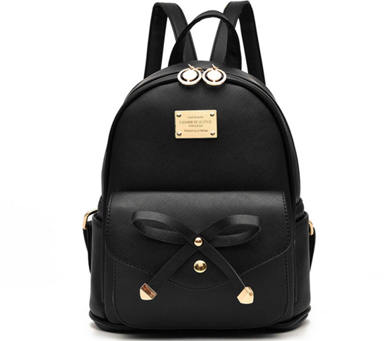 Nodykka Women Backpack Shoulder Bag Mini Cute Leather Crossbody Purse Tote Satchel Handbags