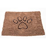 Dog Gone Smart Pet Products Dirty Dog Doormat, Large, Brown