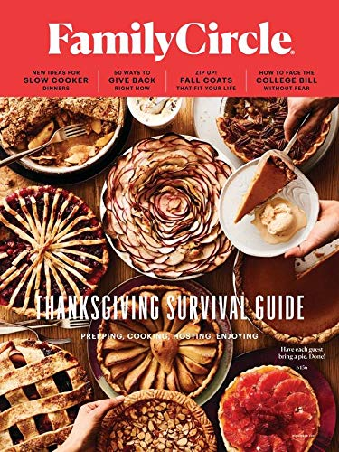 Magazines : Family Circle