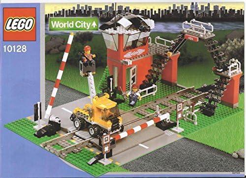 LEGO: City Train Level Crossing