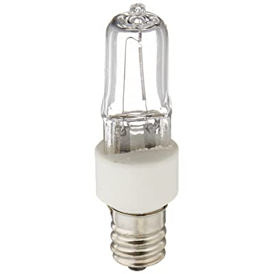 Westinghouse Lighting 0625200 60 Watt, 120 Volt Clear T3 Single-Ended Xenon/Krypton Incandescent Light Bulb: Home Improvement