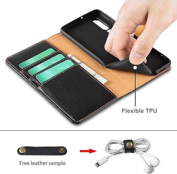 Lensun Genuine Leather Case For Huawei P30 Leather Elektronik