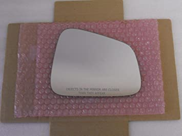 Mirror Glass w//Plate for Buick Encore /& Chevrolet Trax Passenger Right Side
