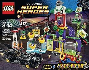 LEGO Super Heroes 76035 Jokerland Building Kit at Gotham City Store