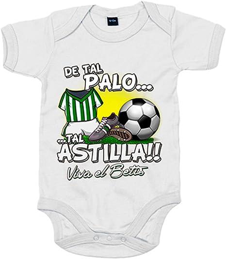 Diver Camisetas Camiseta lo Tengo en mi ADN Betis f/útbol