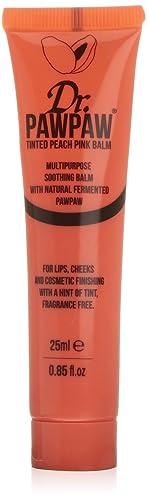 Dr Pawpaw Peach Pink Lip Balm