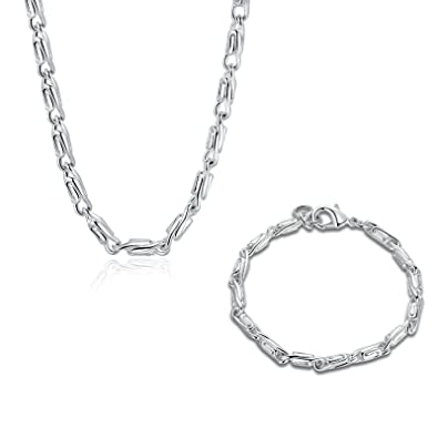brillance des couleurs double coupon texture nette Parure Bijoux Femme Fantaisie Collier Bracelet Cuivre Bijoux ...