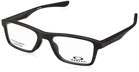 a85e7e343d Image Unavailable. Image not available for. Colour  Oakley Glasses Frames  Fin Box Trubridge OX8108-01 Satin Black ...