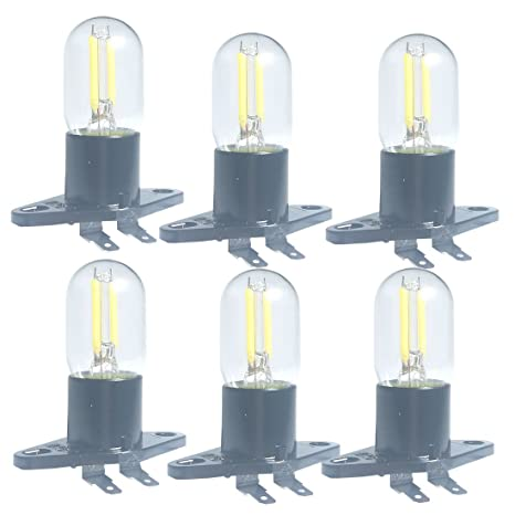 Amazon.com: Bombilla de filamento LED 1,5 W Z187 para ...