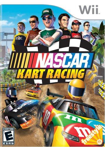 NASCAR Kart Racing - Nintendo Wii (Way Wii)