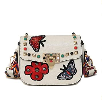 Fashion Casual Ladies Bag, Butterfly Animal Pattern Fashion ...
