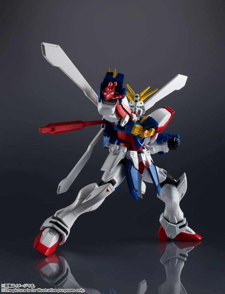 Bandai Nations Gundam Universe TAMASHII NATIONS GF13-017NJ II God Gundam Mobile Fighter G Gundam