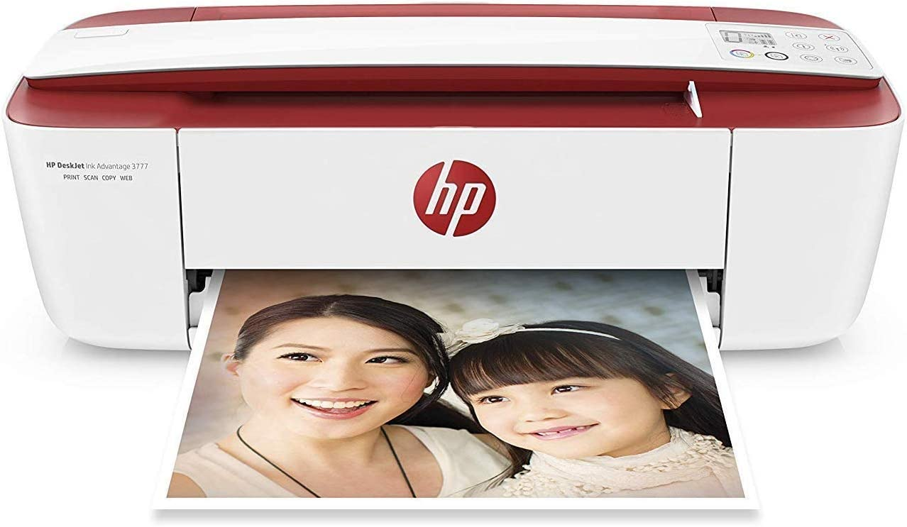 HP DeskJet 3764 - Impresora de tinta multifunción (8 ppm, 4800 x ...