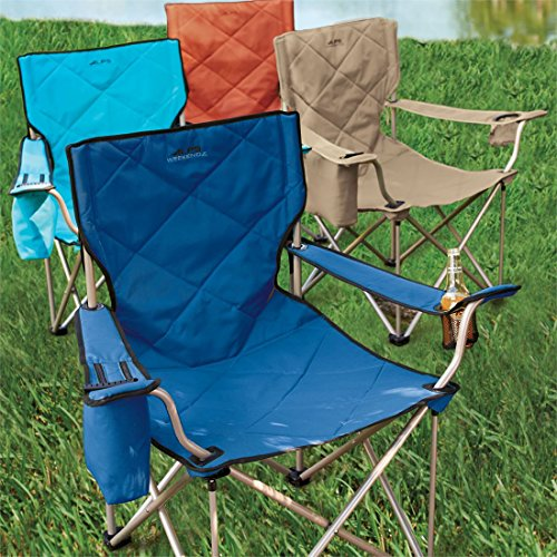 Brylanehome Extra Folding Chair Khaki product image