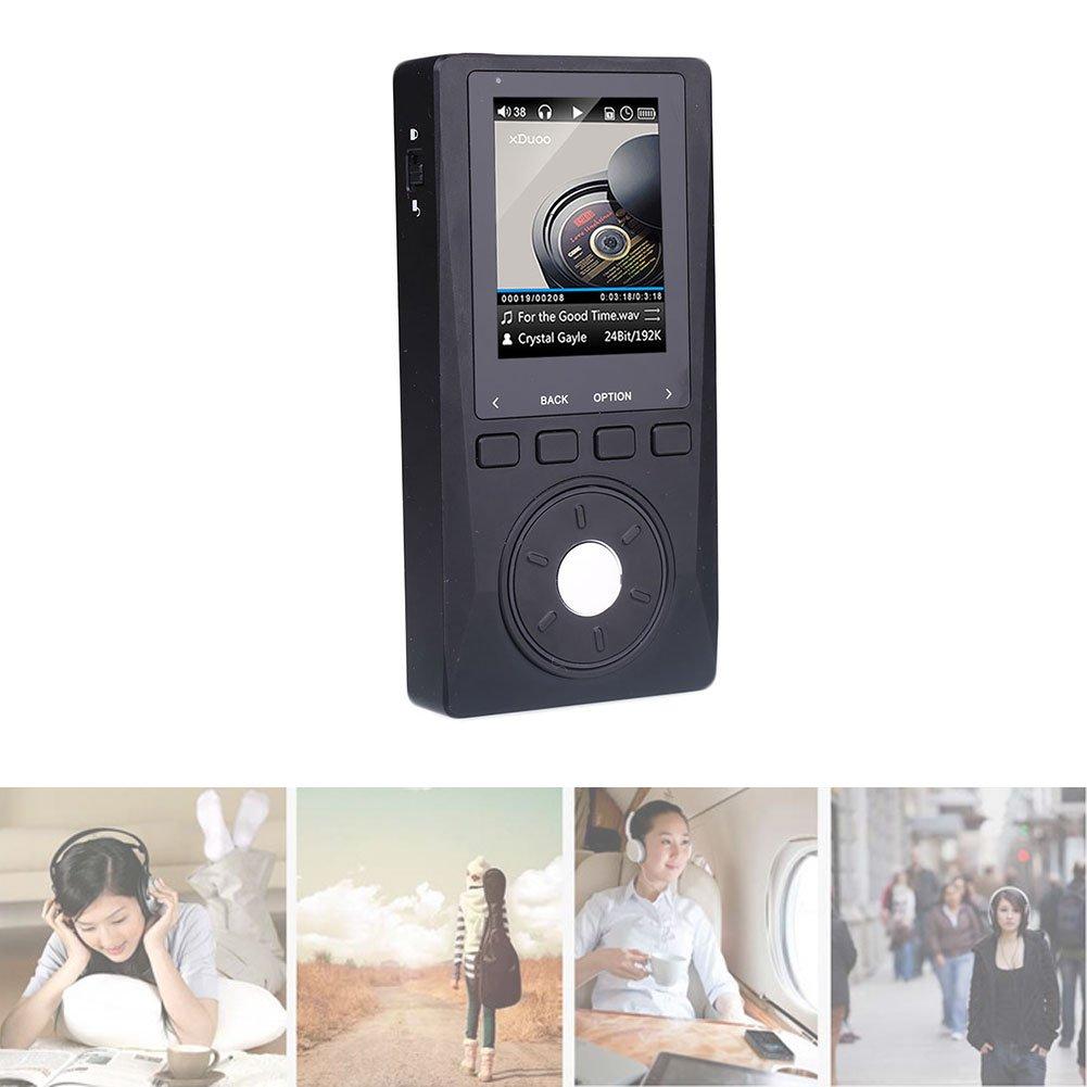 muxiao HiFi DSD 充電式 充電式 DSD MP3オーディオ音楽プレーヤー B07MW6QPYL DAPサポート デュアルTF光学出力 B07MW6QPYL, カナギマチ:269d0afd --- sharoshka.org