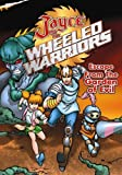 Jayce and the Wheeled Warriors: Escape from the Garden of Evil by NCircle Entertainment