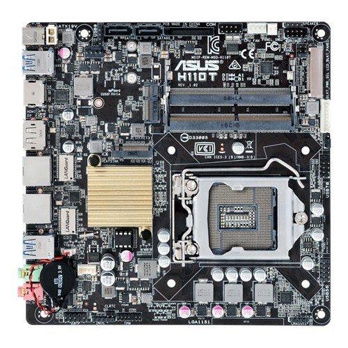 H110T CSM LGA1151 Mini ITX Motherboard